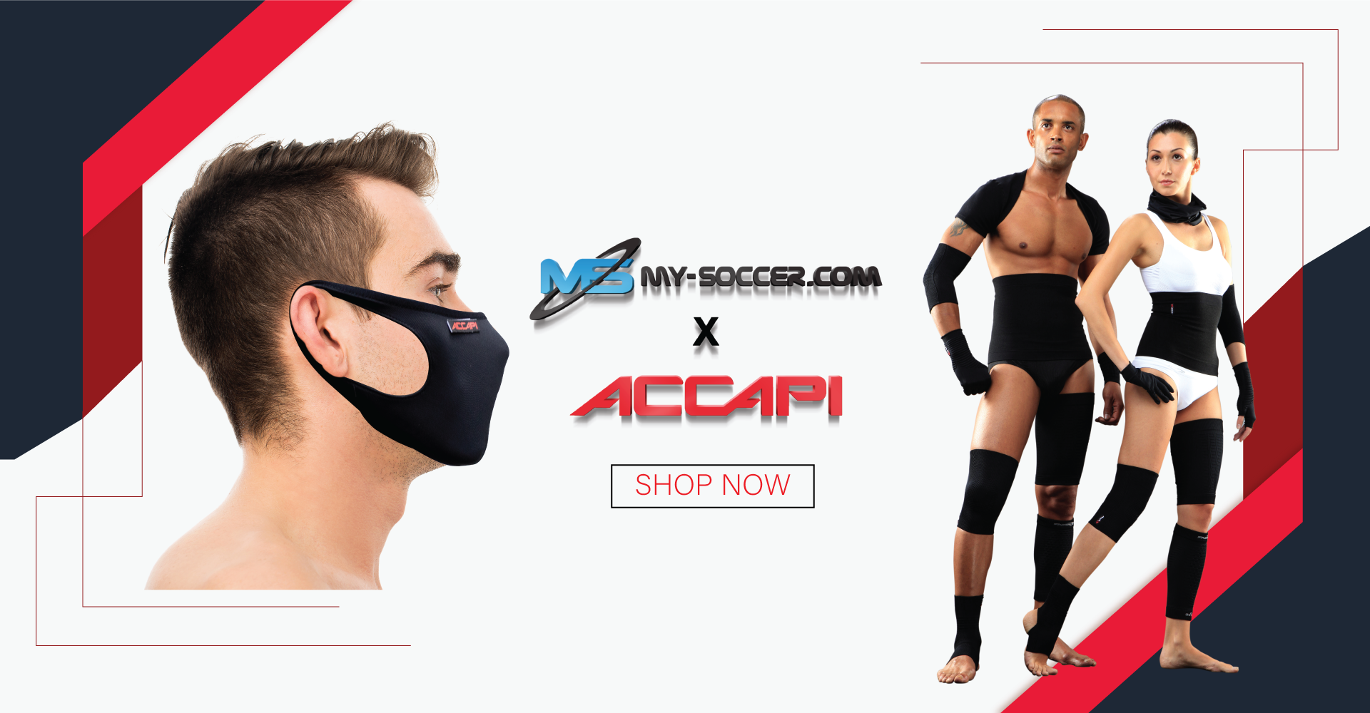 accapi X my-soccer