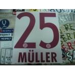Official Bayern Munich Away 2014-15 PU PRINT