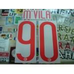 Official Inter Milan Away 2014-15 STILSCREEN Name Number