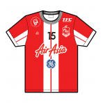 EGO SPORT AIRASIA FC Home 2015  Jersey