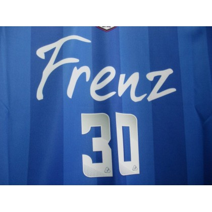 PLAYER ISSUE FRENZ UNITED Home 2015 LS  Jersey