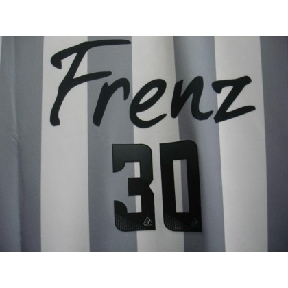 PLAYER ISSUE FRENZ UNITED Away 2015 LS  Jersey