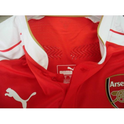 PLAYER VERSION PUMA Arsenal Home ACTV AUTHENTIC 2015-16 Jersey