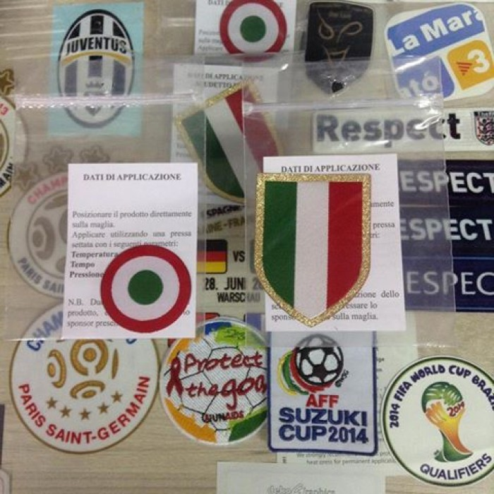 scudetto patch eBay