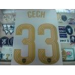 Official CECH #33 Arsenal Home GK UCL CUP 2015-16 PRINT