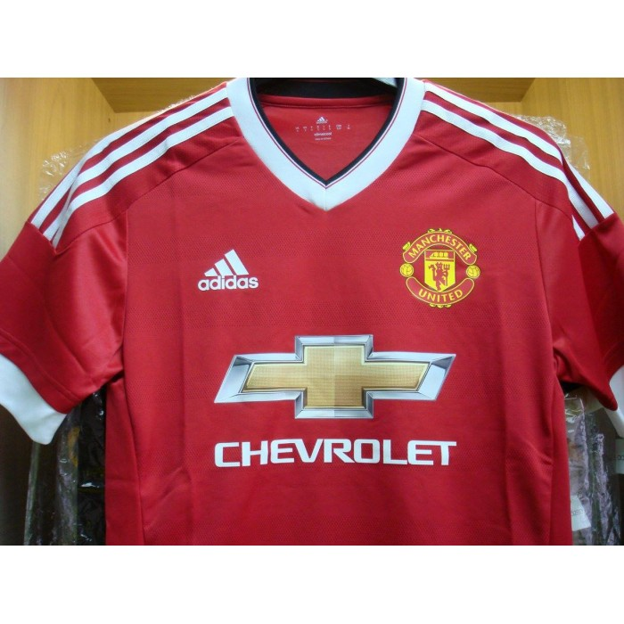 buy online a47cb 3dfaa ADIZERO Manchester United Home 2015-16 PLAYER EDITION Jersey