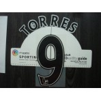 Official Chelsea Away 2012-13 Name Number