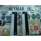 OFFICIAL NEYMAR JR #11 Barcelona 3rd UCL 2015-16 PRINT