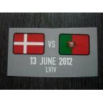 Denmark vs Portugal Euro 2012 Match Detail