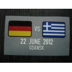 Germany vs Greece Euro 2012 For Greece Home Quater Final Match Detail