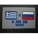 Greece vs Russia Euro 2012 Match Detail