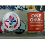 Official AFC Woman Futsal 2015 + ONE GOAL  LICENSED Patch