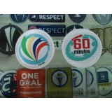 Official AFC CUP 2014 + 60 minutes LICENSED Patches