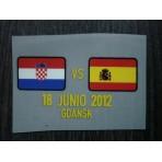 Croatia vs Spain Euro 2012 Match Detail