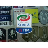 Official Italian Calcio Serie A TIM Player Size 2016-17 Soccer Patch