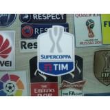 Official Italian CALCIO SUPERCOPPA  2016 Patch