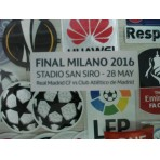 OFFICIAL UEFA CHAMPIONS LEAGUE FINAL MILANO 2016 Match Details