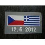 Czech Republic vs Greece Euro 2012 Match Detail