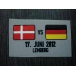 Denmark vs Germany Euro 2012 Match Detail