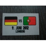 Germany vs Portugal For Germany Home Euro 2012 Match Detail