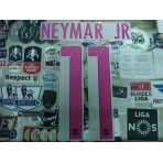 OFFICIAL NEYMAR JR #11 Barcelona Away 2016-17 SIPESA PRINT