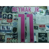 OFFICIAL NEYMAR JR #11 Barcelona Away 2016-17 SIPESA PRINT