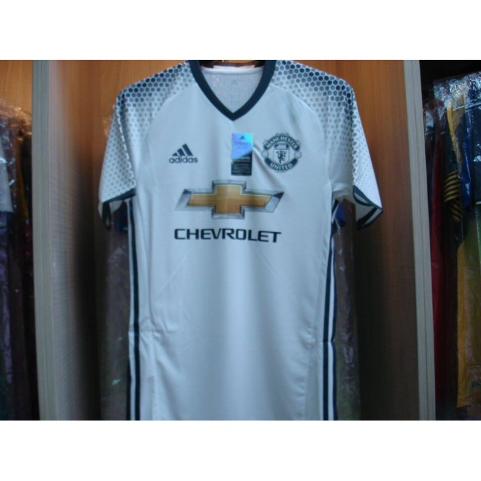 separation shoes 8c2ad 86cd6 ADIZERO Manchester United 3rd 2016-17 PLAYER EDITION Jersey