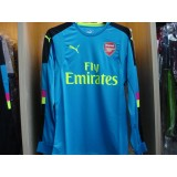 PUMA Arsenal Home Goalkeeper Long Sleeves 2016-17 Jersey