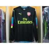 PUMA Arsenal Away Goalkeeper Long Sleeves 2016-17 Jersey