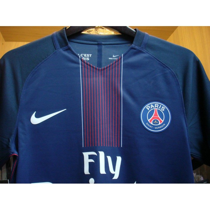 separation shoes df5d7 fc485 NIKE AEROSWIFT PARIS SAINT GERMAIN PSG Home AUTHENTIC 2016 ...