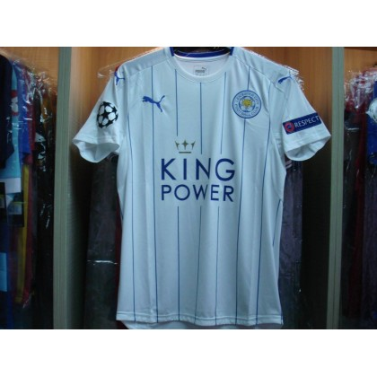 PUMA LEICESTER CITY 3rd 2016-17 Jersey