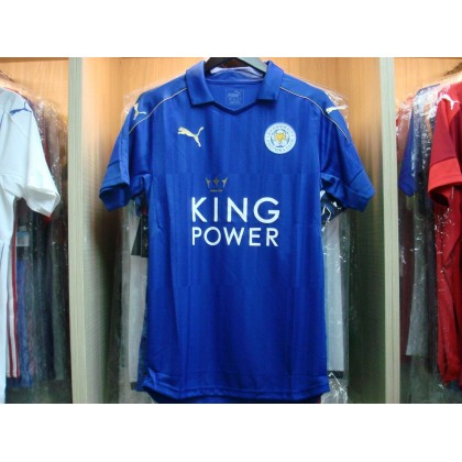 PUMA LEICESTER CITY Home 2016-17 Jersey