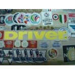Official DRIVER Sponsor Inter Milan Home 2016-17 STILSCREEN Name Number