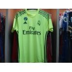 ADIDAS Real Madrid Away Goalkeeper 2016-17 Jersey