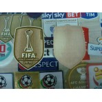 OFFICIAL Inter Milan Club World Cup CWC 2010 GOLD SENSCILIA patch