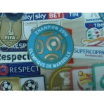 Official MARSEILLE Ligue 1 Champion 2010 SENSCILIA Patch