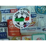 Official Italian Lega Calcio Serie A 2008-10 Football PLAYER Patch