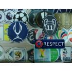 Official REAL MADRID UEFA Super Cup + Respect + BOH 11 Senscilia Patch