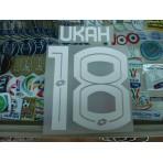 Official UKAH #18 Selangor Home / 3rd 2017 PRINT