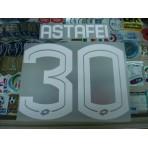 Official ASTAFEI #30 Selangor Home / 3rd 2017 PRINT