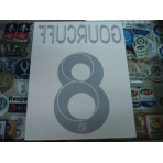 Official GOURCUFF #8 LYON 3RD UCL 2012-13 PRINT