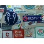 Official Chelsea FC UCL Champions 2012 + RESPECT  Senscilia Patch
