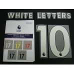 SPORTING ID WHITE EPL PS PRO 2017-18 PLAYER SIZE PRINT