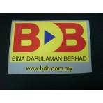 BDB Sponsor for Kedah Home PIALA MALAYSIA 2016 Jersey