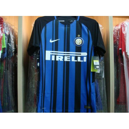 NIKE AEROSWIFT Inter Milan Home AUTHENTIC 2017-18 Jersey