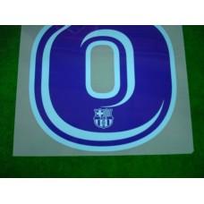 OFFICIAL A.INIESTA #8 Barcelona Away 2017-18 PRINT