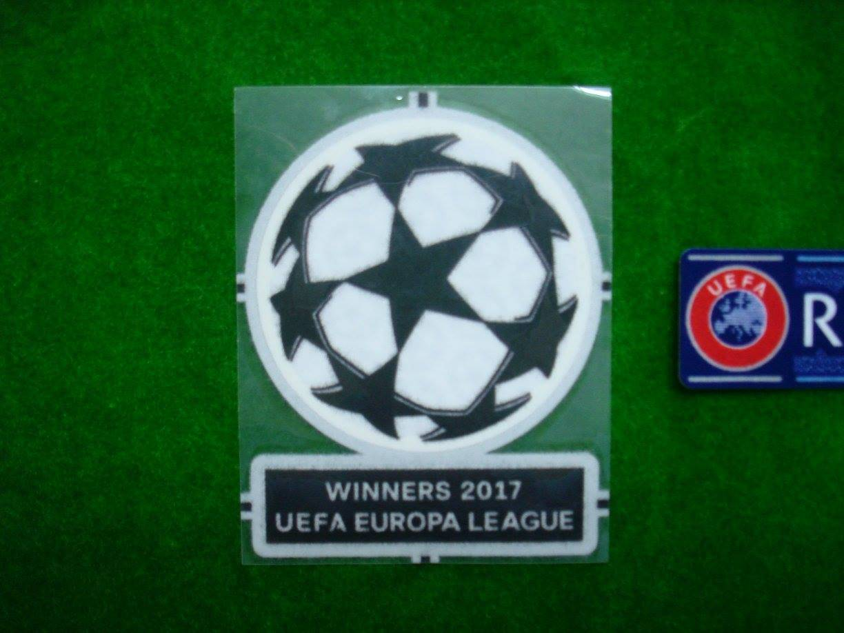 official uefa europa league winners 2017 respect senscilia patch official uefa europa league winners