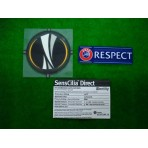 OFFICIAL UEFA EUROPA League + RESPECT 2017-19 Patches