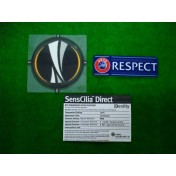 OFFICIAL UEFA EUROPA League + RESPECT 2017-18 Patches