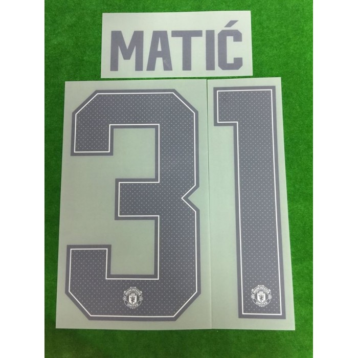 info for 5c2d1 6003e Official PLAYER ISSUE MATIC' #31 Manchester United 3rd CUP ...